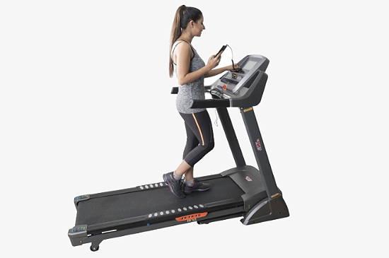 Cardio Max JSB HF76 Unisex Foldable Treadmill