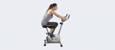 JSB Cardio Max HF73 Magnetic Upright Bike
