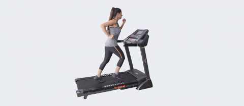 Cardio Max Fitness JSB HF39 Home Motorized Treadmill