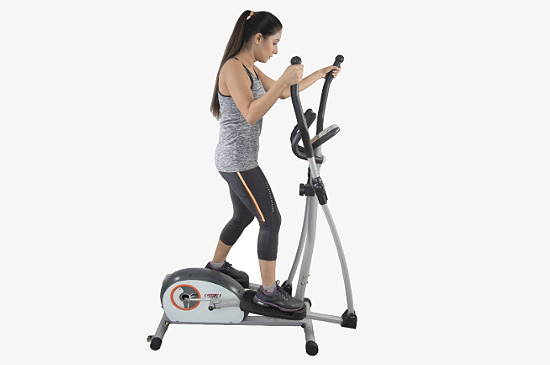 JSB Cardio Max HF79 Elliptical Cross Trainer Bike
