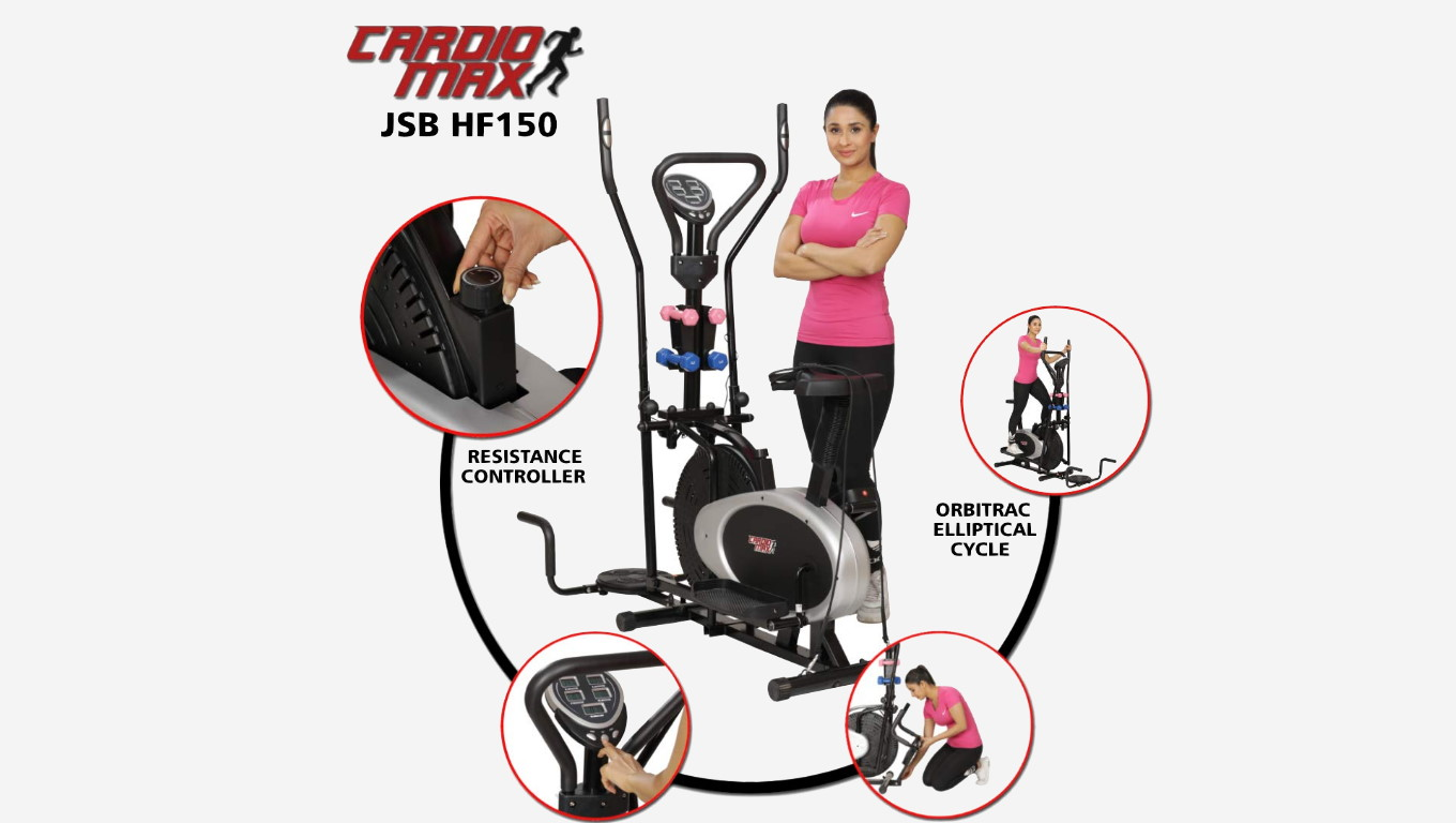 Best Cross Trainer Exercise Cycle Bike India 2019